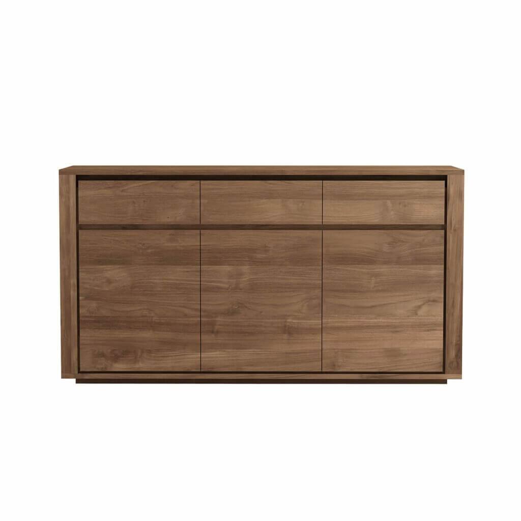 Elemental sideboard - 3 doors