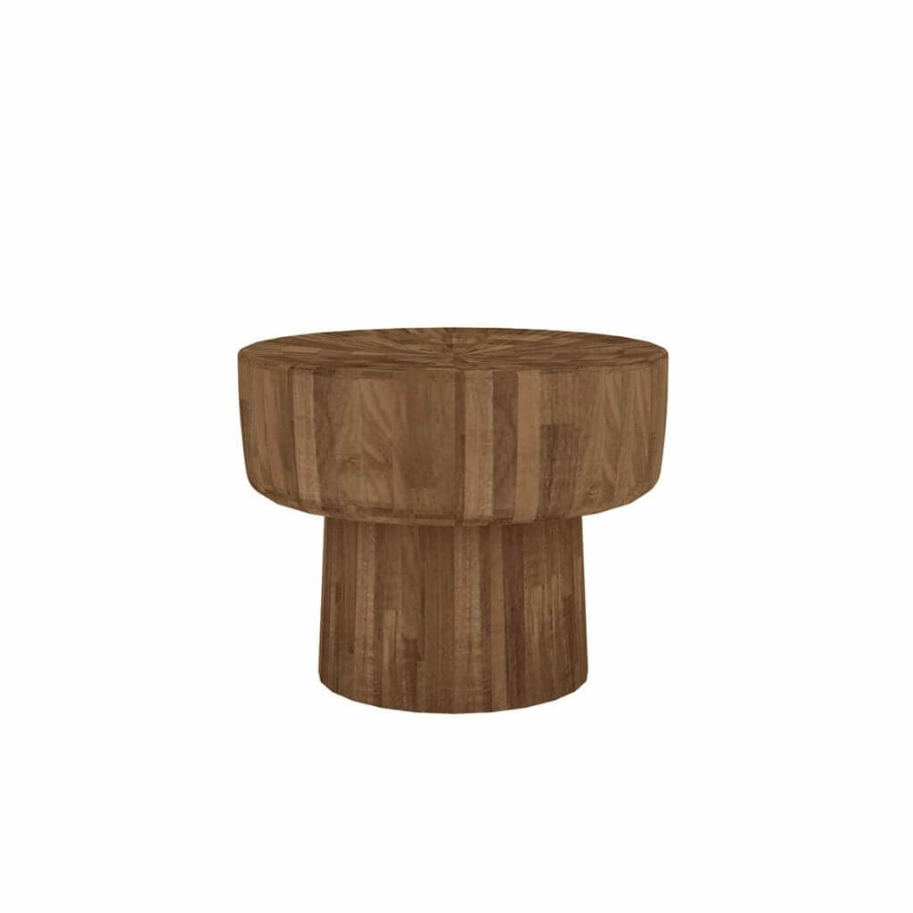 Pop low table - Teak