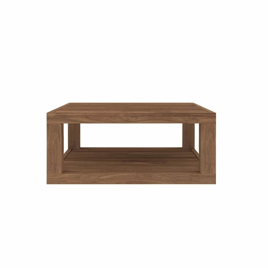 Duplex coffee table - Teak