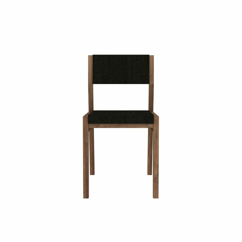 EX 1 Chair - Teak