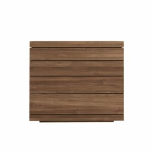 Burger Chest of drawers - Teak