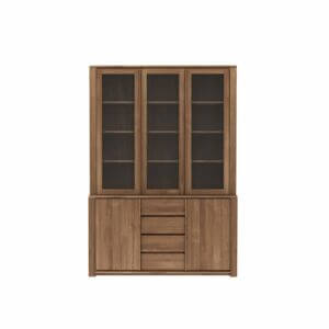 Lodge cupboard - Teak