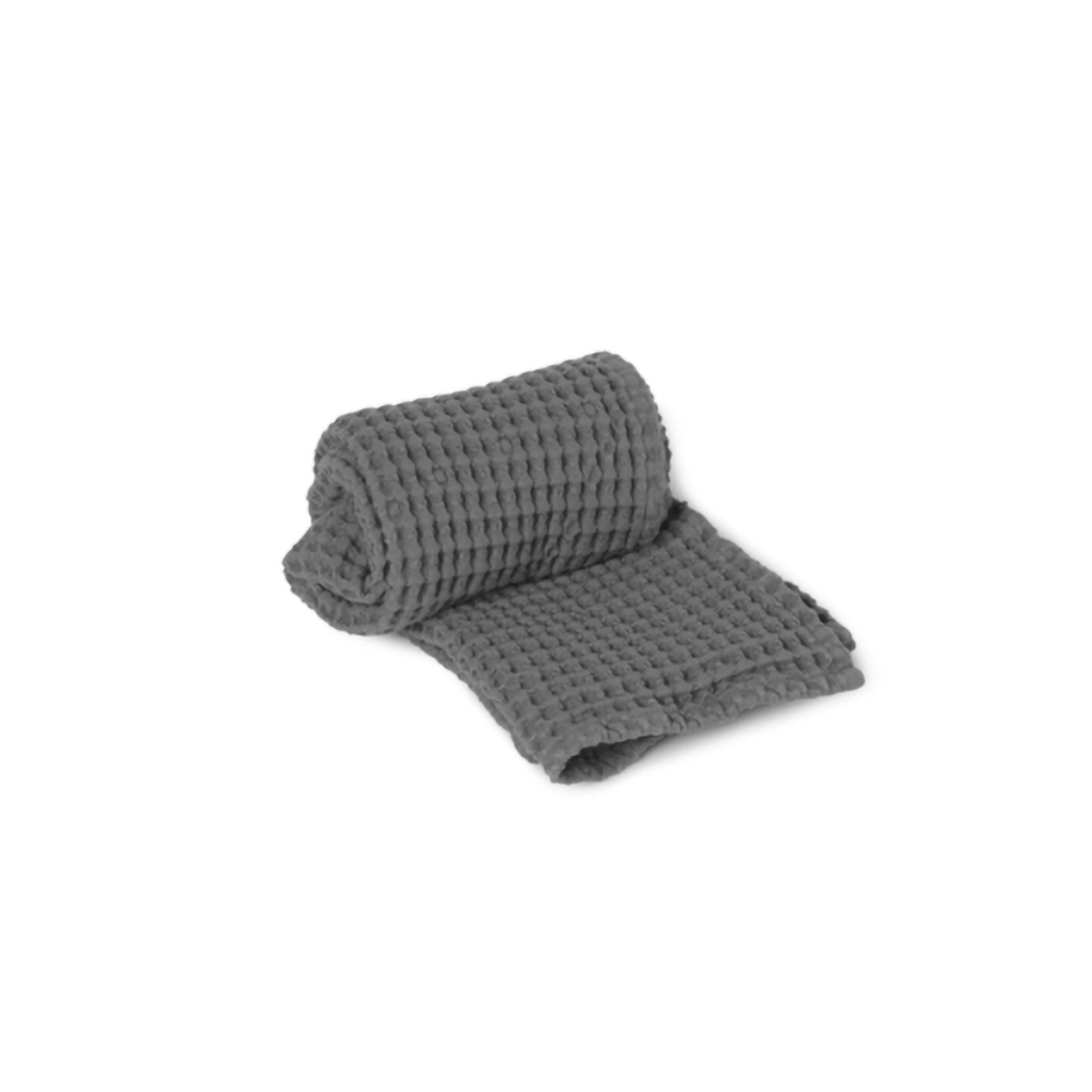 Organic Towel - Grey