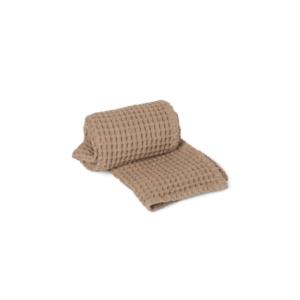 Organic Towel - Tan