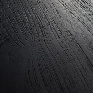 Torsion Dining Table - Black - Detail