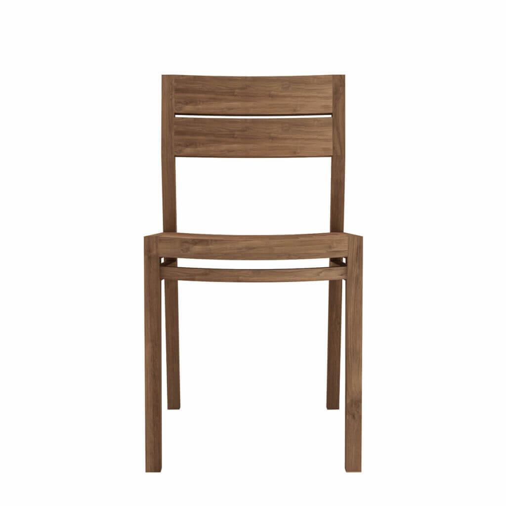 EX 1 Chair - Teak