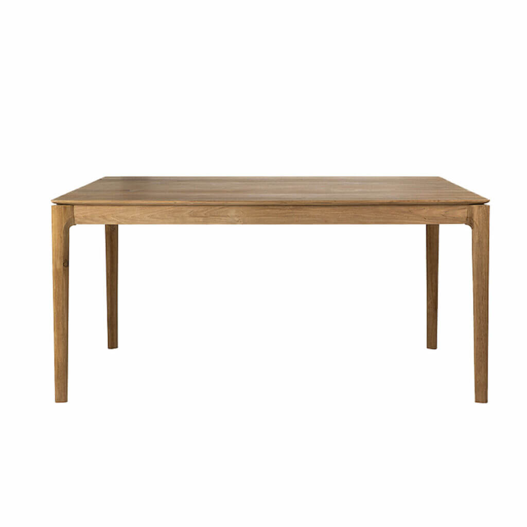 Bok dining table - Teak 140/80/76 cm