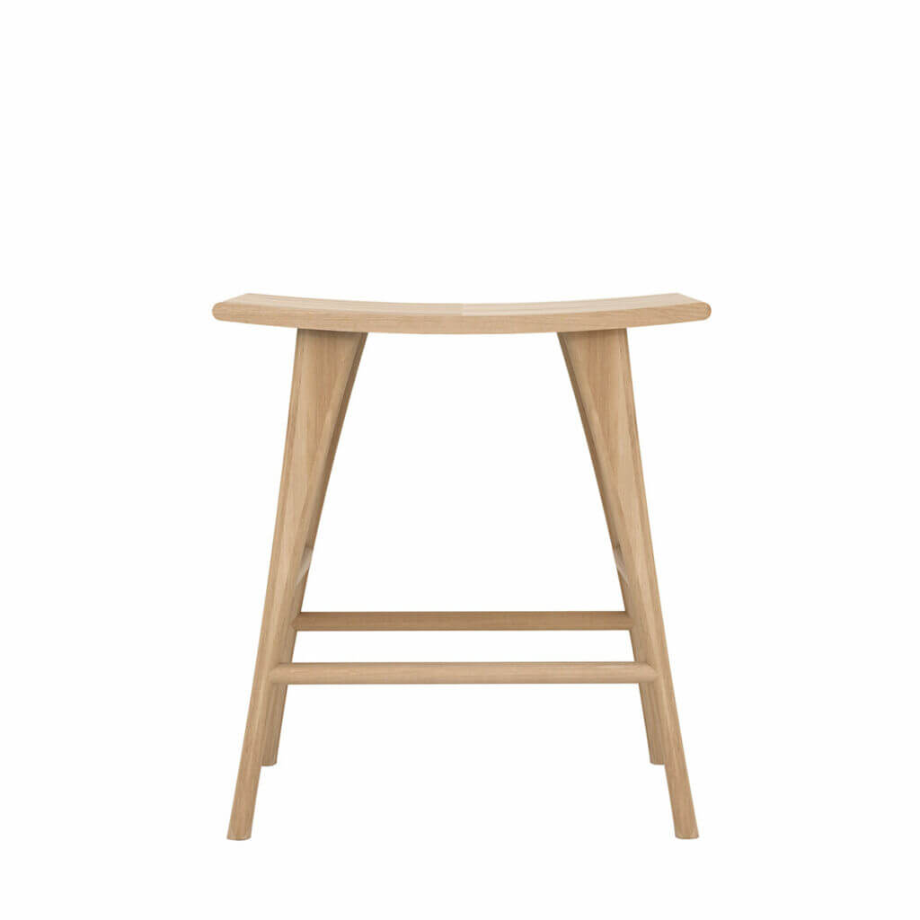 Osso-stool-high-oak