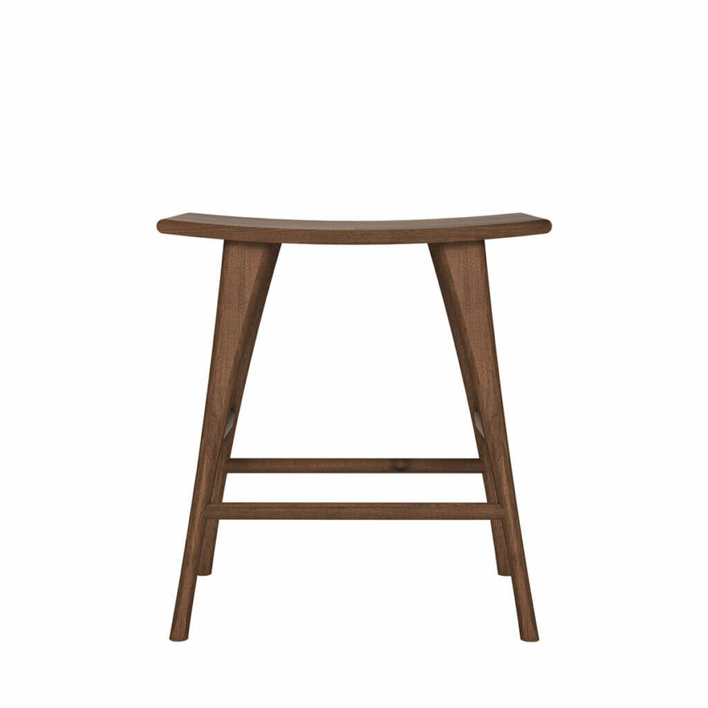 Osso-stool-high-walnut