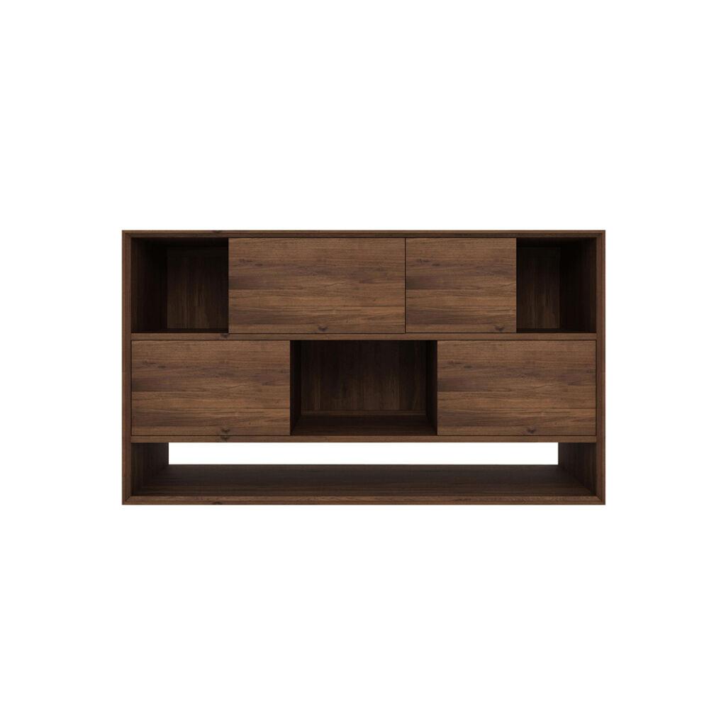 Walnut Nordic Sideboard