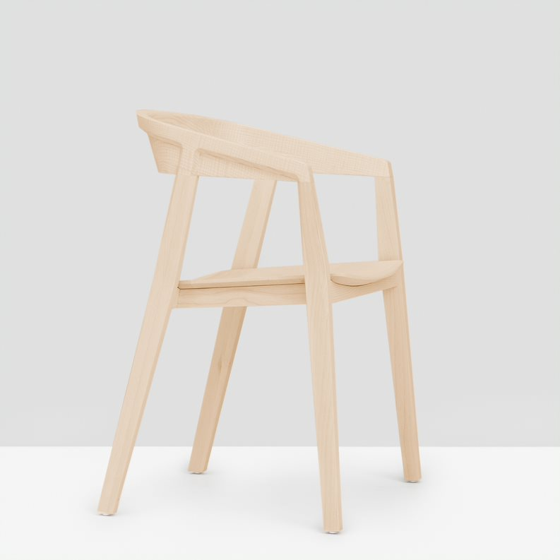 Brida Chair - Oak