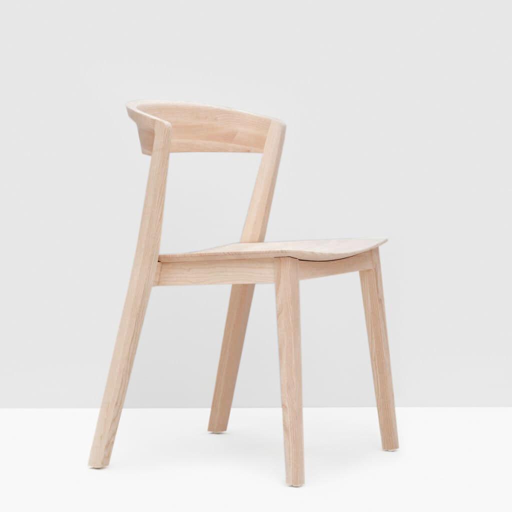 Brida Chair w/o armrests - Oak