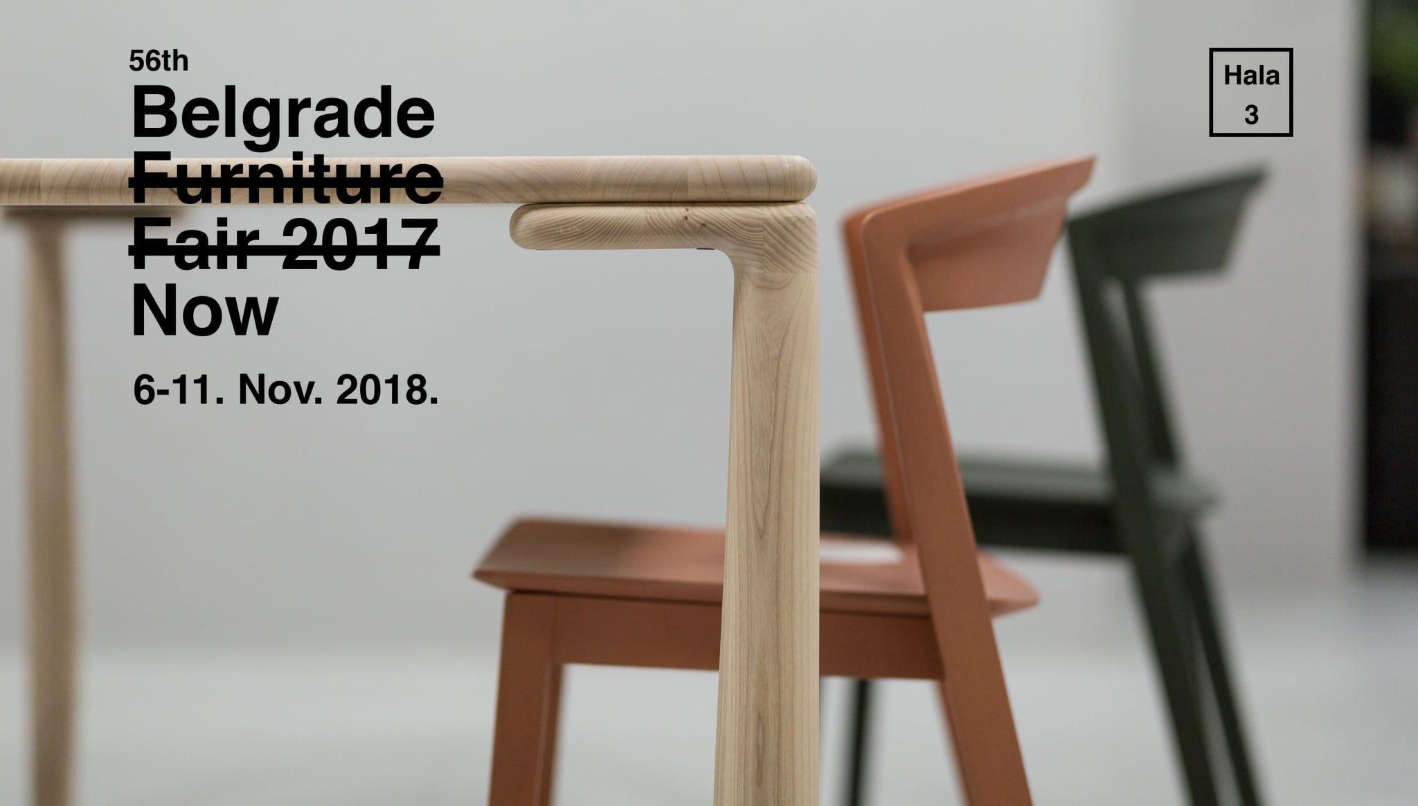 GIR at the 56th Belgrade Furniture Fair