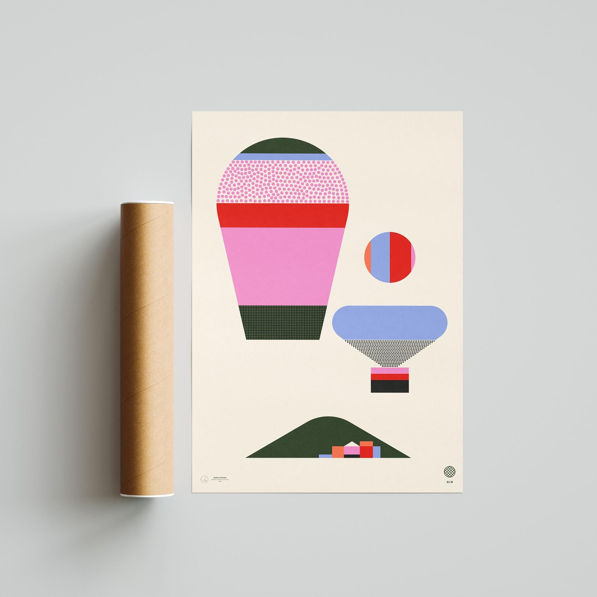 Balloon Parade poster No.3