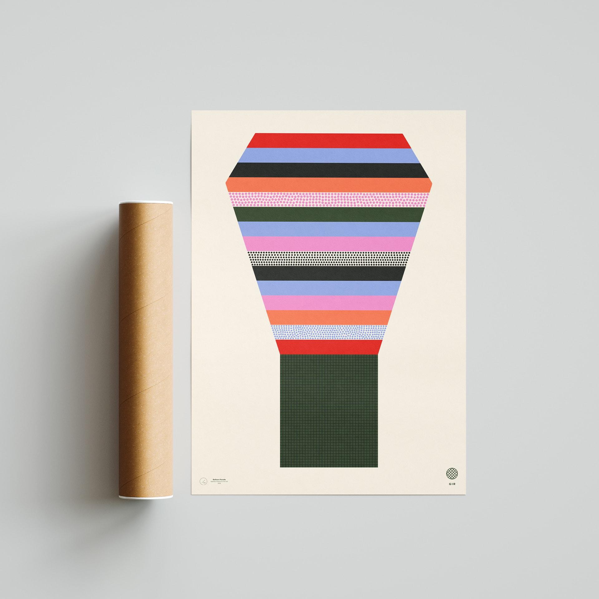 Balloon Parade poster No.1