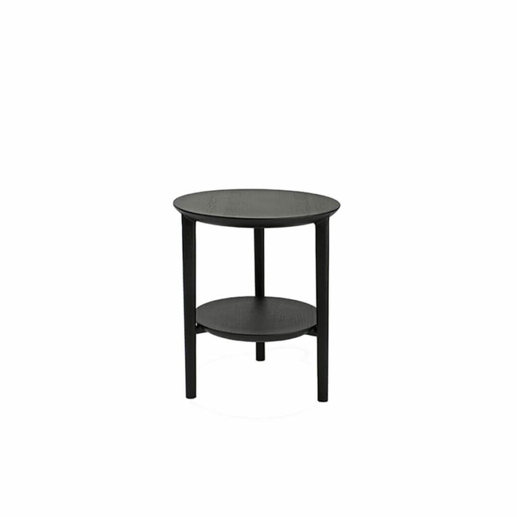Bok side table / Black