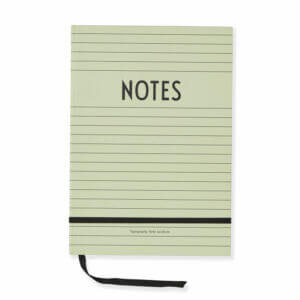 Notes - Green