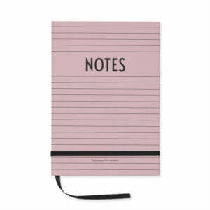 Notes - Pink