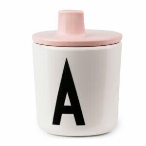 Kids Melamine Letter Cups