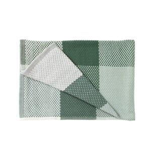 Loom Throw - Green