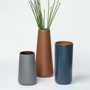 Dual Floor Vase