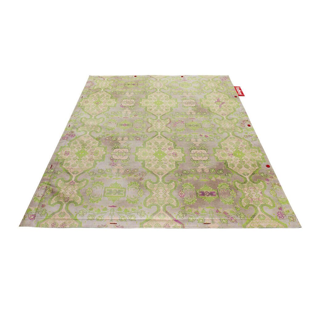 Non flying carpet - Small Persian Lime