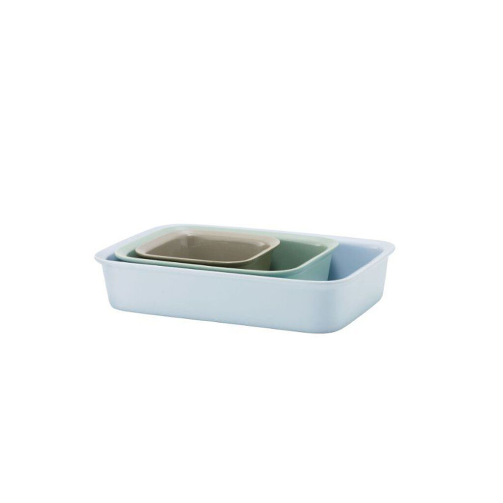 Cook & Serve Dishes - Blue