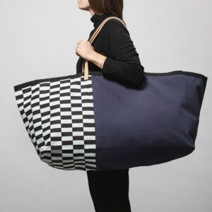 Herman Big Bag in Blue