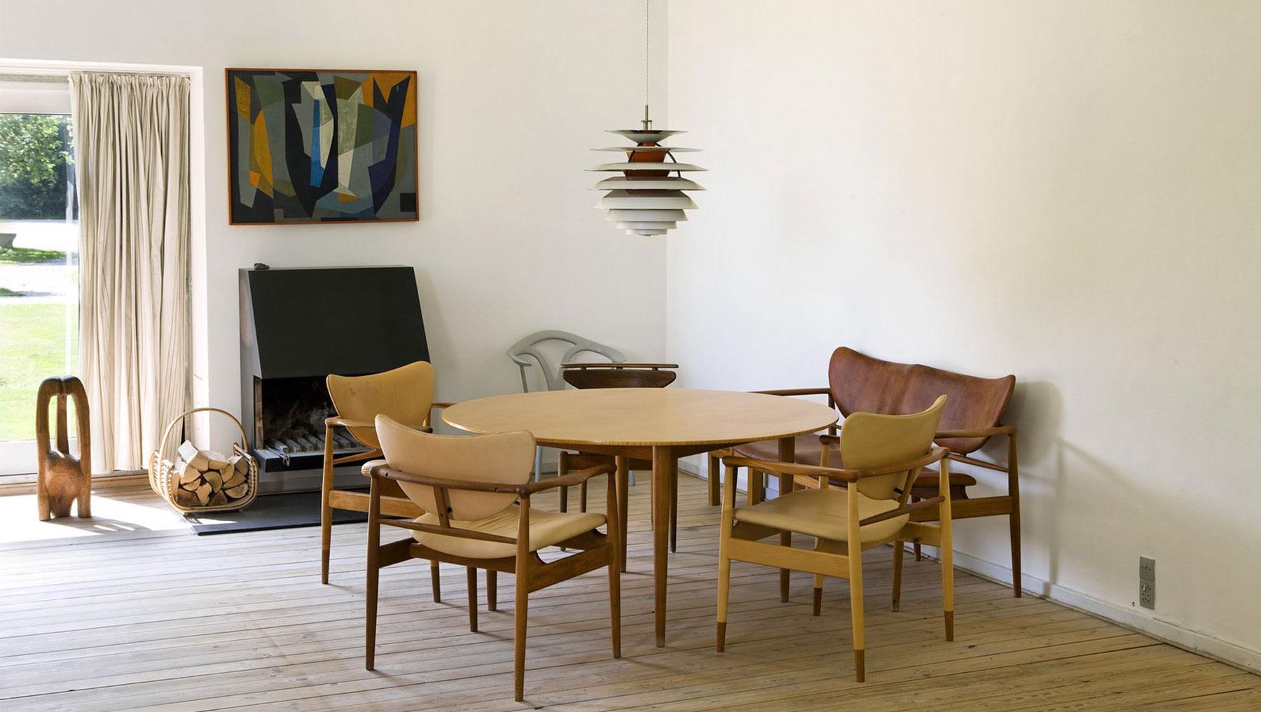 Finn Juhl & modernistički dizajn nameštaja