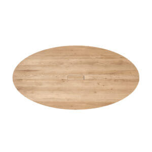 Mikado meeting table - Oval