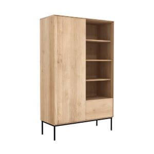 oak cupboard whitebird1
