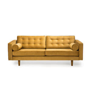 N101 3 seater gold