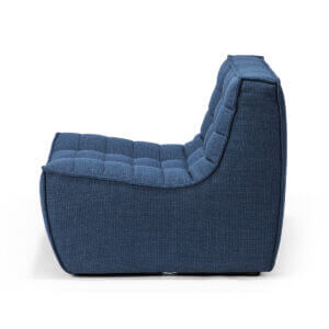 sofa 1 seater blue 3