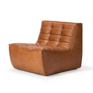 sofa 1 seater nut 2