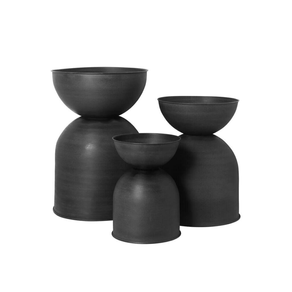Hourglass Pots