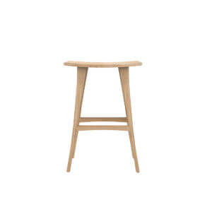 Osso Bar Stool / oak