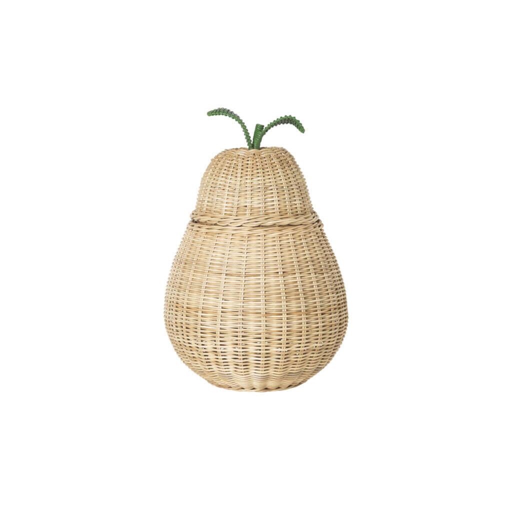 Pear Braided Storage