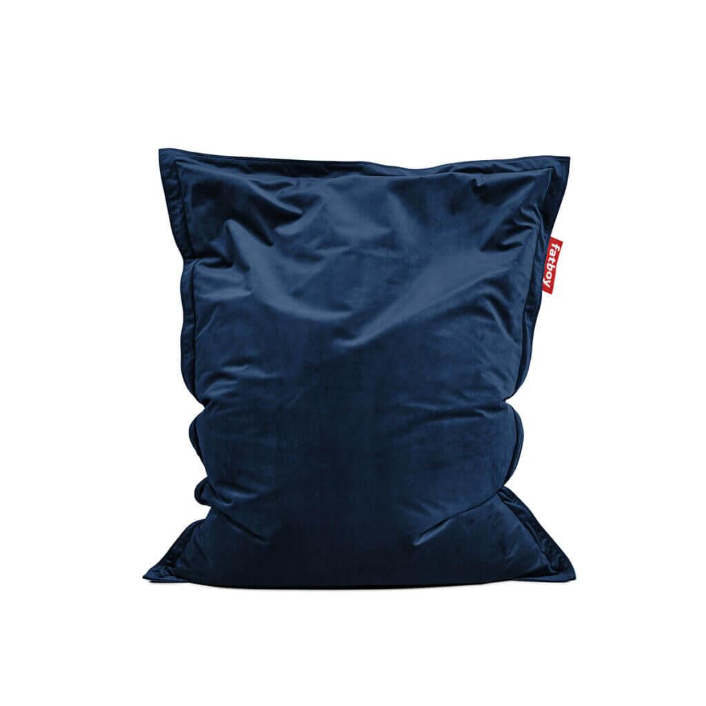 Original Slim Velvet - Dark Blue