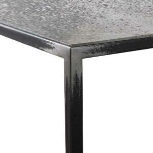 Charcoal Patchwork Coffee Table