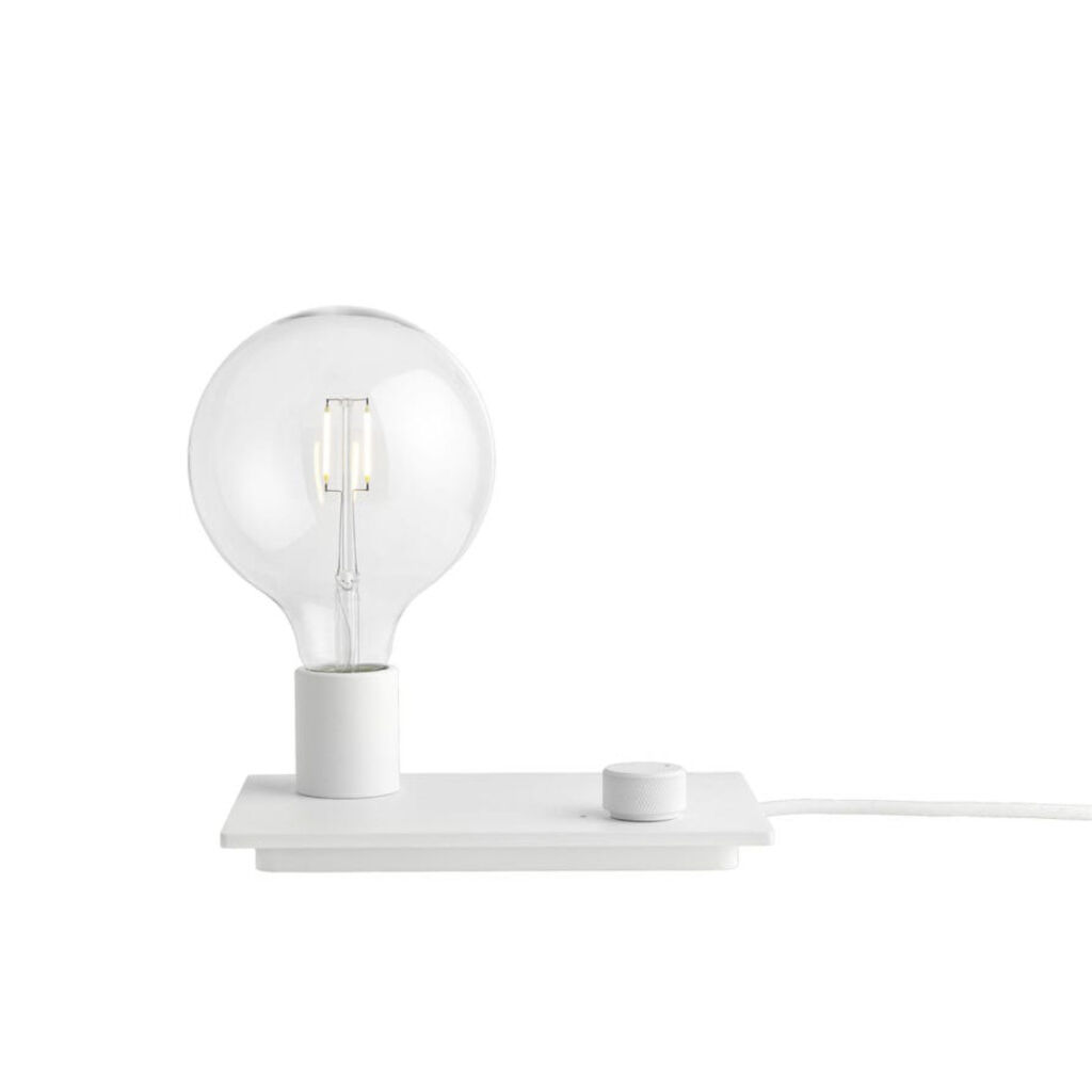 Control Lamp - White
