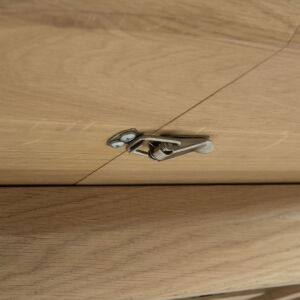 Bok Round Extendable dining table - Detail