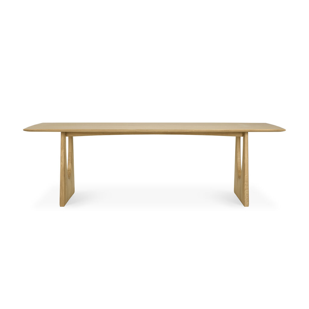 Geometric Dining Table