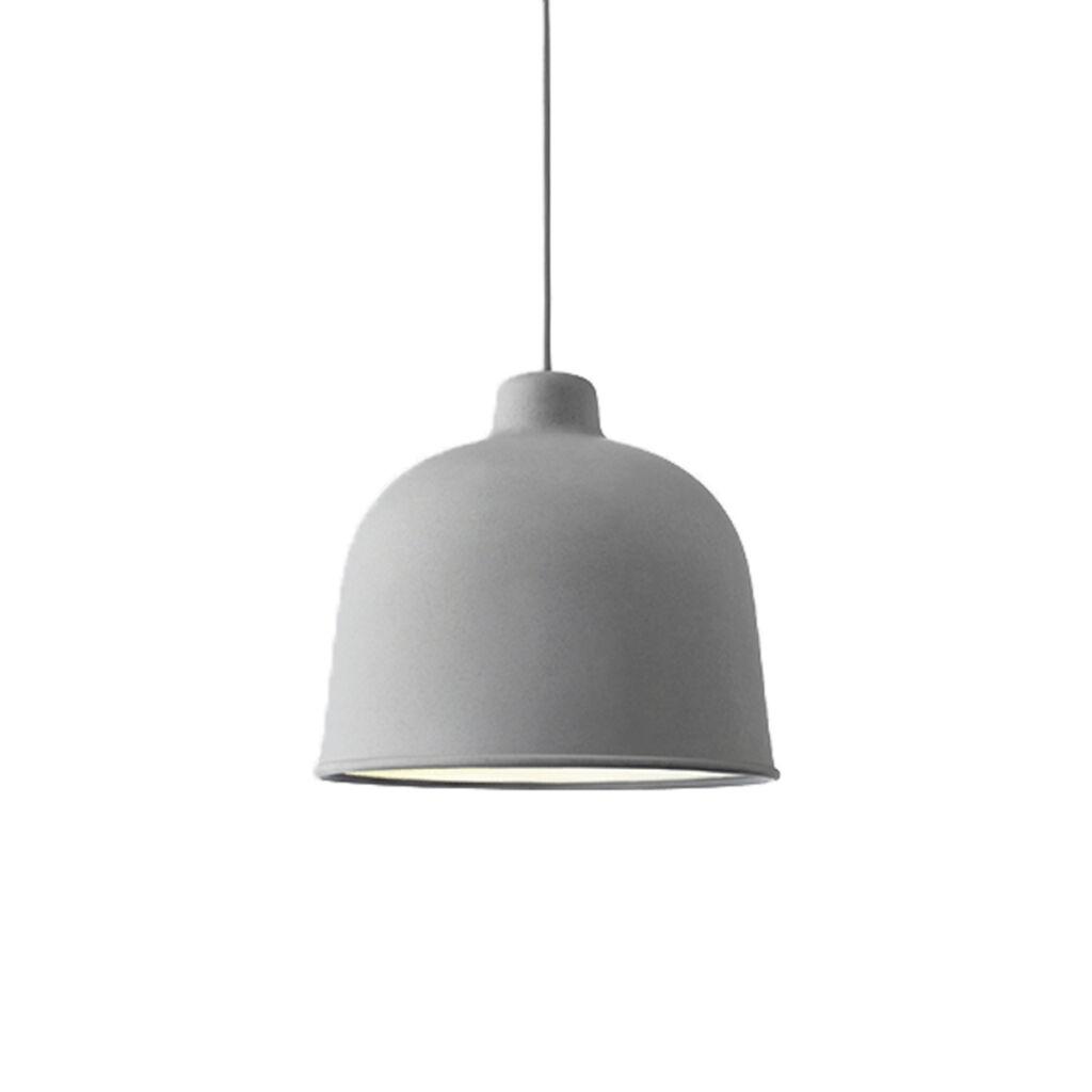 Grain Lamp - Grey
