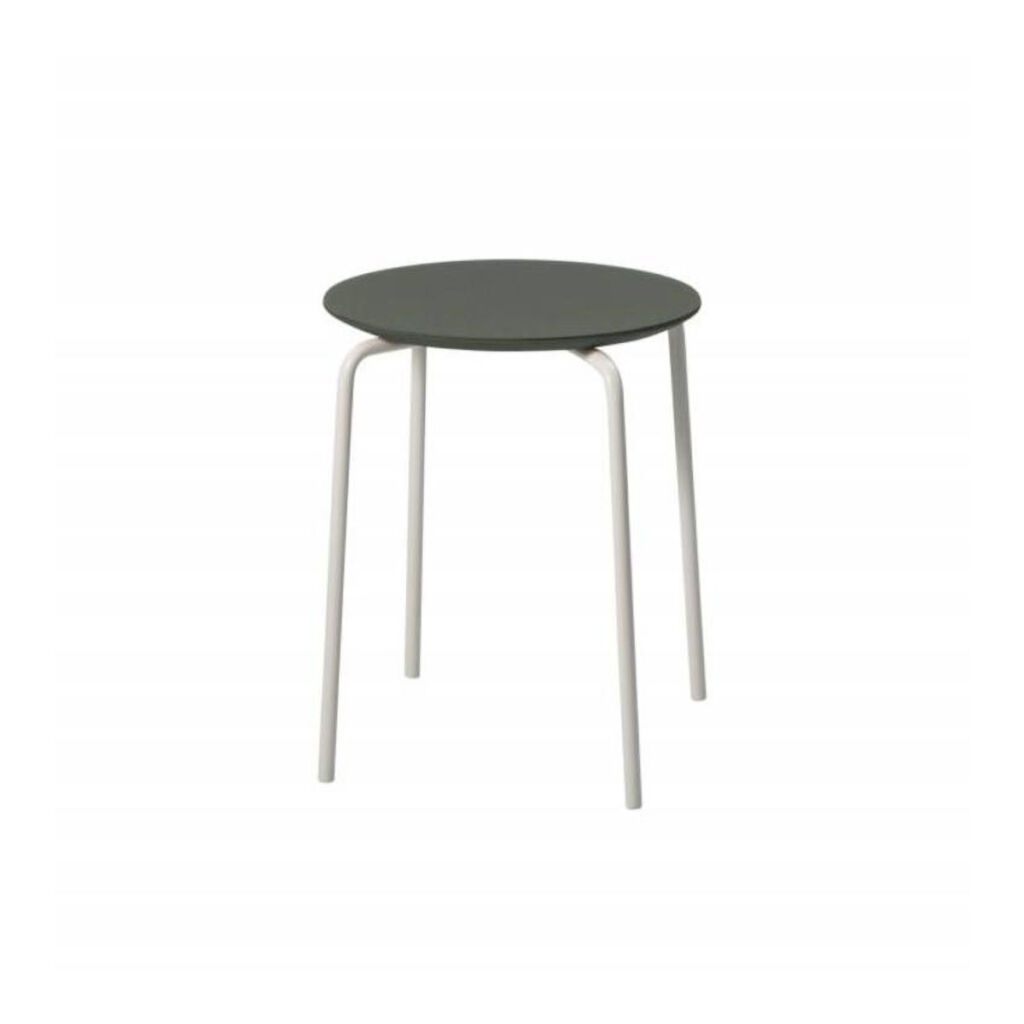 Herman Stool - Green/Light Grey