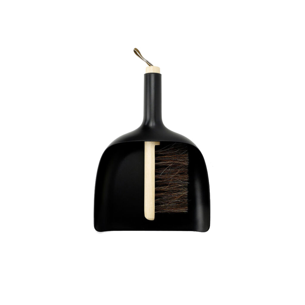 Sweeper and Funnel - Black
