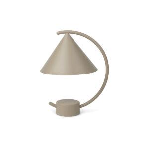 Meridian Lamp - Cashmere