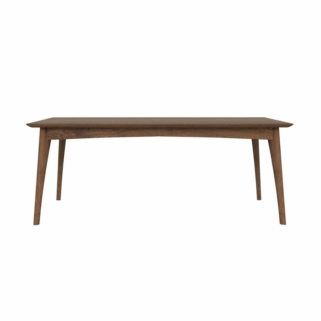 Osso Dining table - Walnut