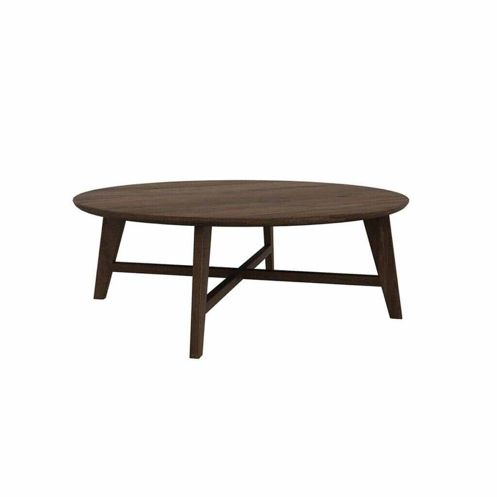 Osso coffee table - Walnut