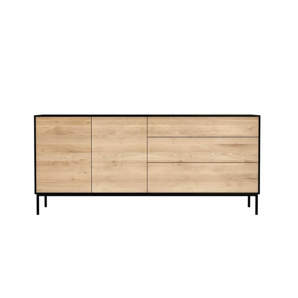 Blackbird sideboard - 2 doors / 3 drawers