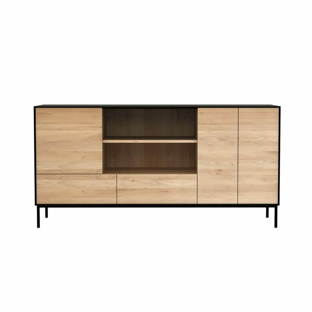 Blackbird sideboard - 3 doors/2 drawers